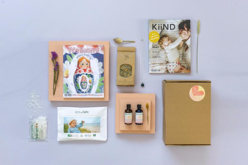 gift box pregnancy