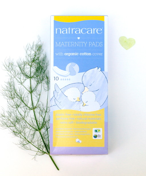 ecologica maternity pads