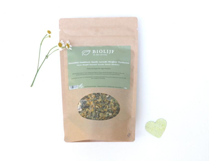 postpartum herbal mix