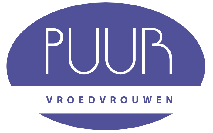 puur vroedvrouwen logo